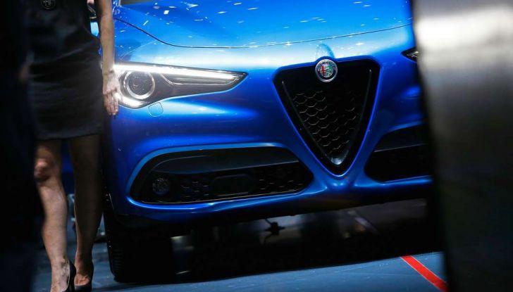 Nuovo Alfa Romeo Stelvio: dati, foto e caratteristiche del SUV di Arese - Foto 17 di 25