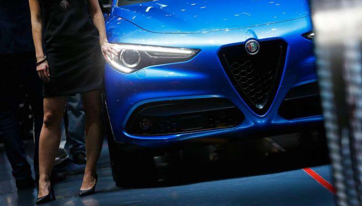 Nuovo Alfa Romeo Stelvio: dati, foto e caratteristiche del SUV di Arese - Foto 18 di 25