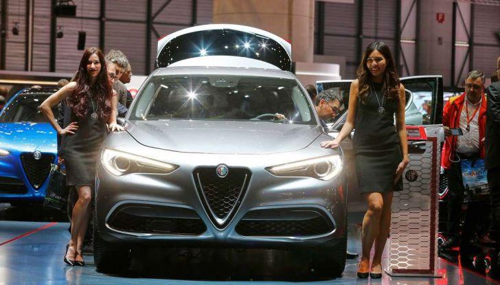 Nuovo Alfa Romeo Stelvio: dati, foto e caratteristiche del SUV di Arese - Foto 6 di 25