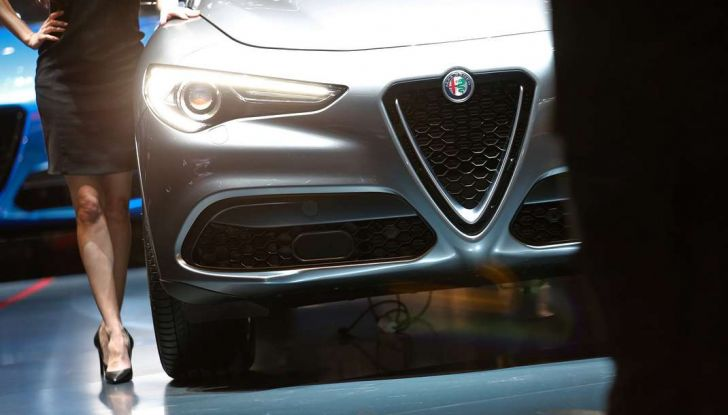 Nuovo Alfa Romeo Stelvio: dati, foto e caratteristiche del SUV di Arese - Foto 19 di 25