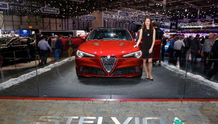 Nuovo Alfa Romeo Stelvio: dati, foto e caratteristiche del SUV di Arese - Foto 20 di 25