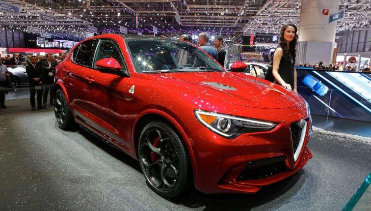 Nuovo Alfa Romeo Stelvio: dati, foto e caratteristiche del SUV di Arese - Foto 3 di 25