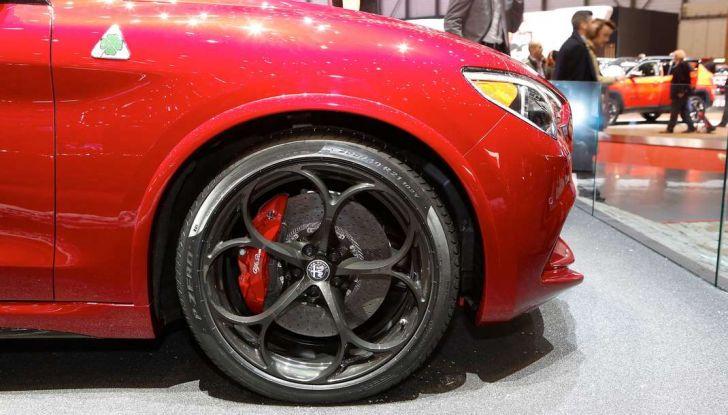 Nuovo Alfa Romeo Stelvio: dati, foto e caratteristiche del SUV di Arese - Foto 2 di 25