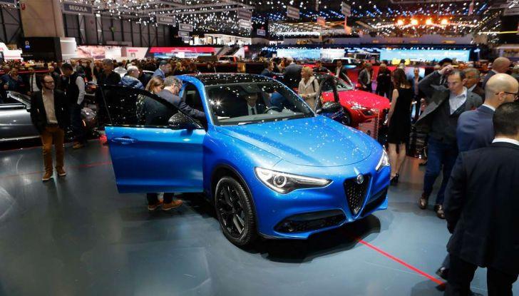 Nuovo Alfa Romeo Stelvio: dati, foto e caratteristiche del SUV di Arese - Foto 22 di 25