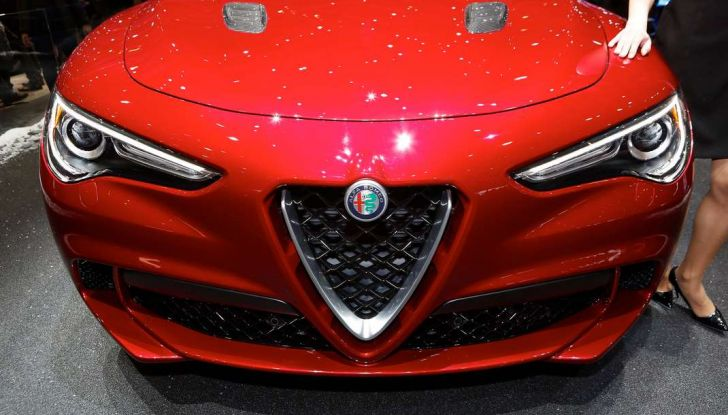 Nuovo Alfa Romeo Stelvio: dati, foto e caratteristiche del SUV di Arese - Foto 11 di 25