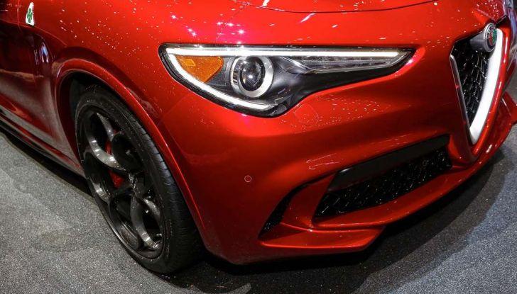 Nuovo Alfa Romeo Stelvio: dati, foto e caratteristiche del SUV di Arese - Foto 23 di 25