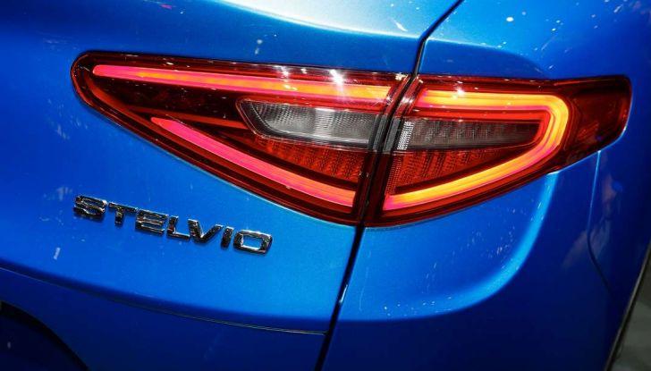 Nuovo Alfa Romeo Stelvio: dati, foto e caratteristiche del SUV di Arese - Foto 13 di 25