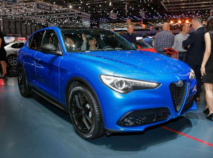 Nuovo Alfa Romeo Stelvio: dati, foto e caratteristiche del SUV di Arese