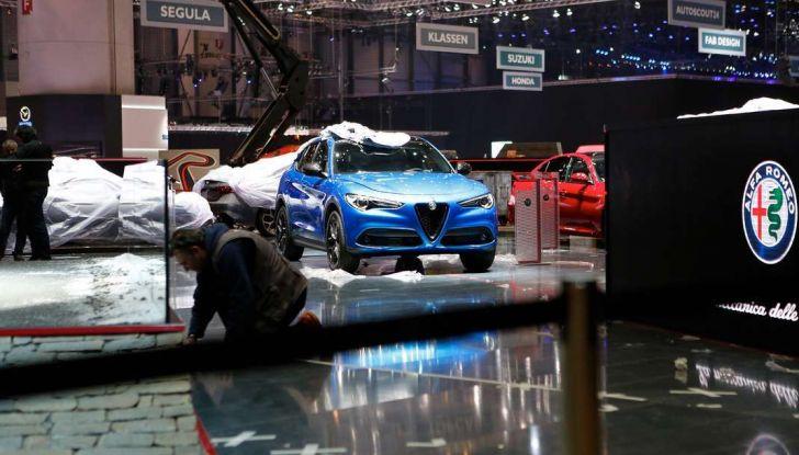 Nuovo Alfa Romeo Stelvio: dati, foto e caratteristiche del SUV di Arese - Foto 25 di 25