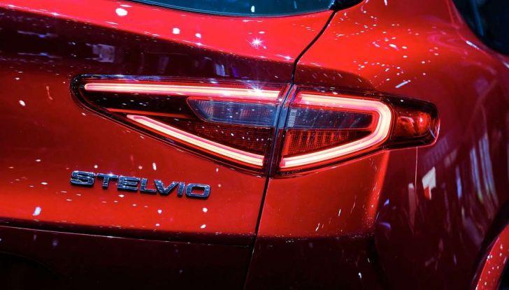 Nuovo Alfa Romeo Stelvio: dati, foto e caratteristiche del SUV di Arese - Foto 15 di 25