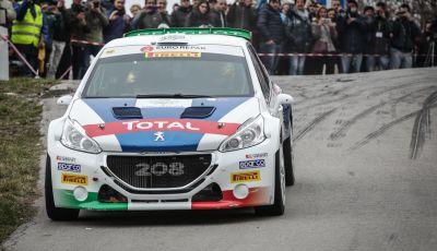 Rally del Ciocco 2017 - Paolo Andreucci costretto al ritiro