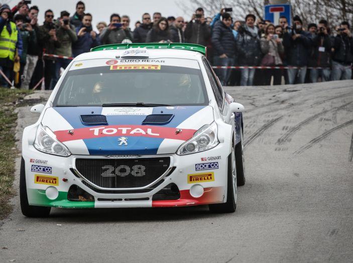 Rally del Ciocco 2017 – Paolo Andreucci costretto al ritiro - Foto 1 di 5
