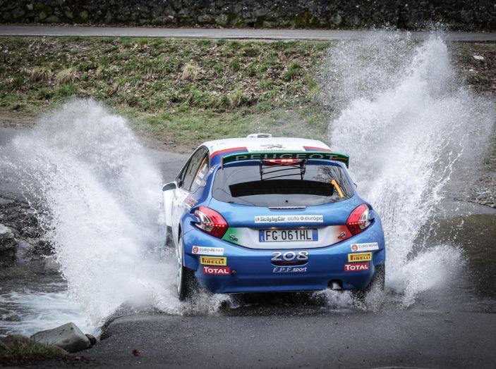Rally del Ciocco 2017 – Paolo Andreucci costretto al ritiro - Foto 2 di 5