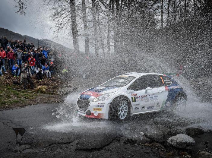 Rally del Ciocco 2017 – Paolo Andreucci costretto al ritiro - Foto 3 di 5