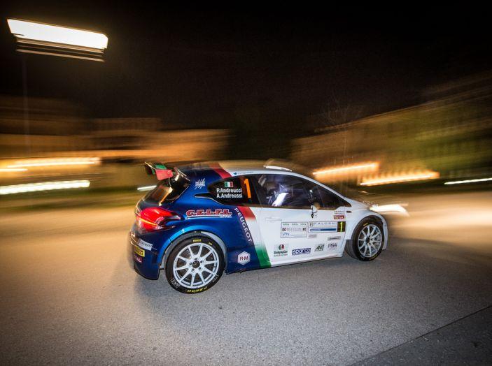 Rally del Ciocco 2017 – Paolo Andreucci costretto al ritiro - Foto 5 di 5
