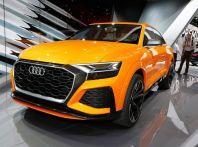 Audi Q8 Concept, il SUV coupé top di gamma