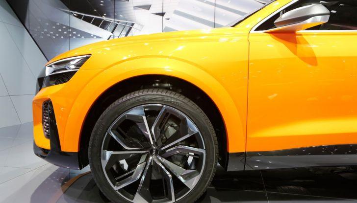 Audi Q8 Concept, il SUV coupé top di gamma - Foto 23 di 28