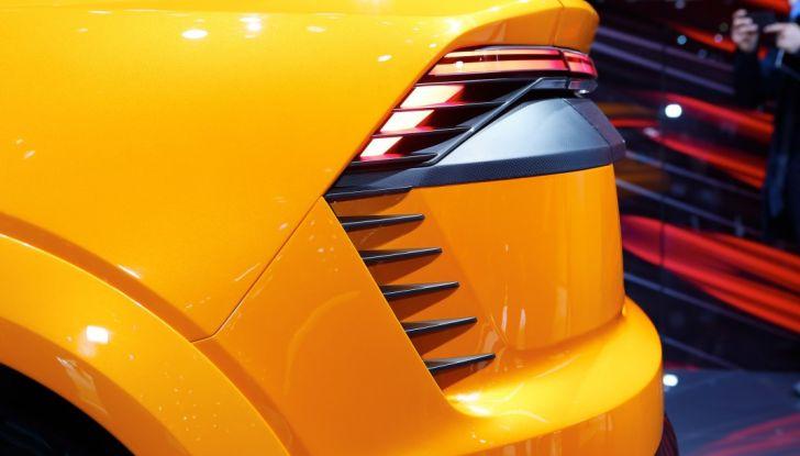 Audi Q8 Concept, il SUV coupé top di gamma - Foto 24 di 28