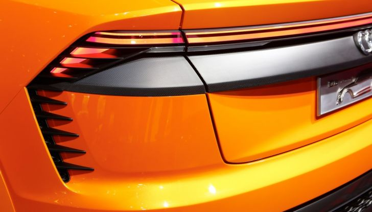 Audi Q8 Concept, il SUV coupé top di gamma - Foto 25 di 28