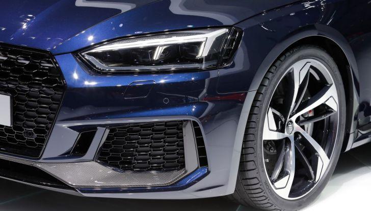 Audi RS5 Coupé: tagliata col bisturi - Foto 29 di 30