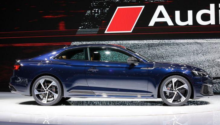 Audi RS5 Coupé: tagliata col bisturi - Foto 9 di 30
