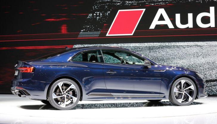 Audi RS5 Coupé: tagliata col bisturi - Foto 10 di 30