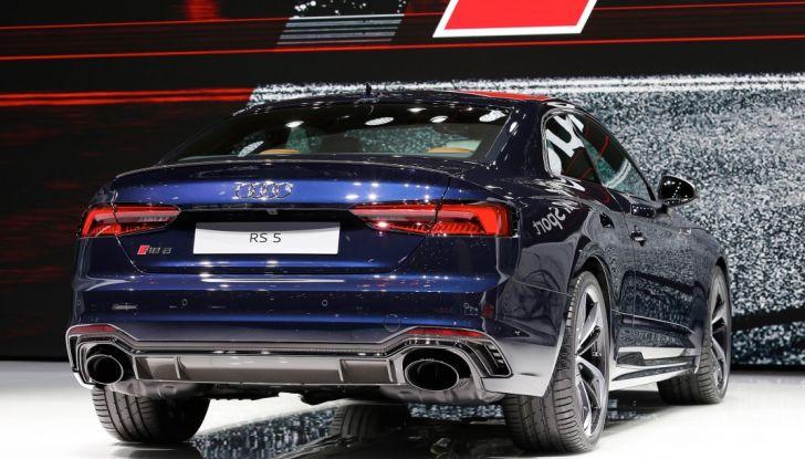 Audi RS5 Coupé: tagliata col bisturi - Foto 13 di 30