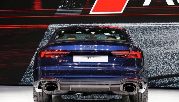 Audi RS5 Coupé: tagliata col bisturi - Foto 14 di 30
