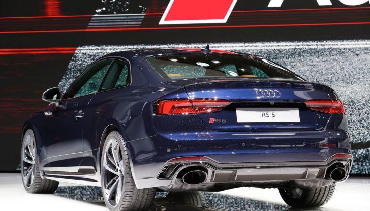 Audi RS5 Coupé: tagliata col bisturi - Foto 15 di 30