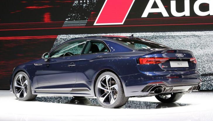 Audi RS5 Coupé: tagliata col bisturi - Foto 17 di 30