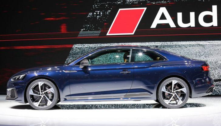 Audi RS5 Coupé: tagliata col bisturi - Foto 18 di 30