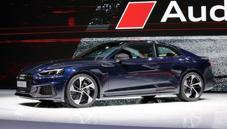 Audi RS5 Coupé: tagliata col bisturi - Foto 19 di 30