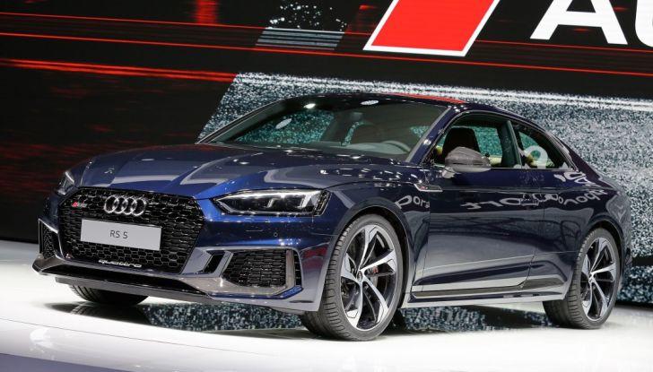 Audi RS5 Coupé: tagliata col bisturi - Foto 20 di 30