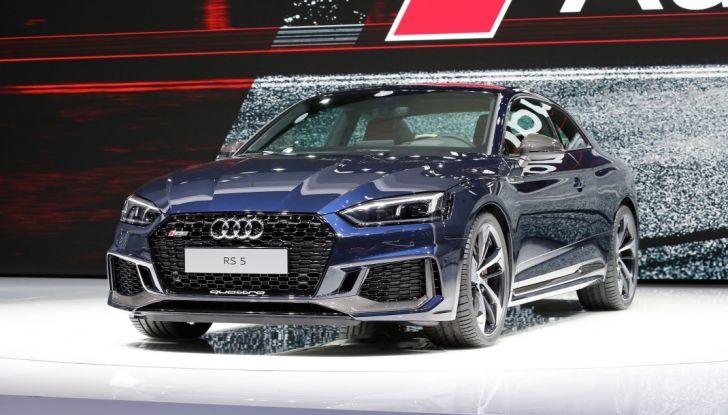 Audi RS5 Coupé: tagliata col bisturi - Foto 21 di 30