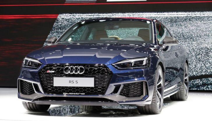 Audi RS5 Coupé: tagliata col bisturi - Foto 22 di 30