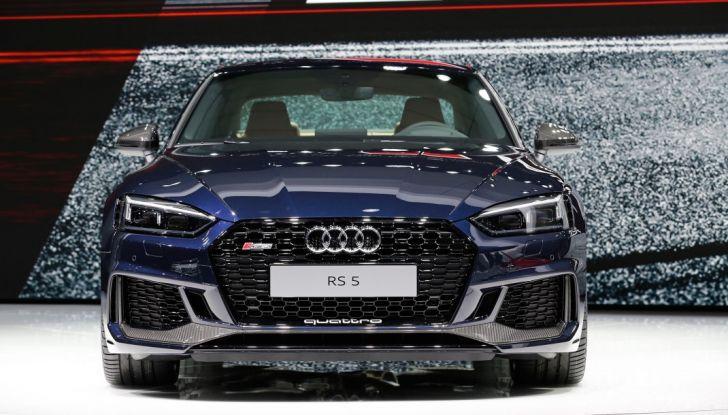 Audi RS5 Coupé: tagliata col bisturi - Foto 23 di 30