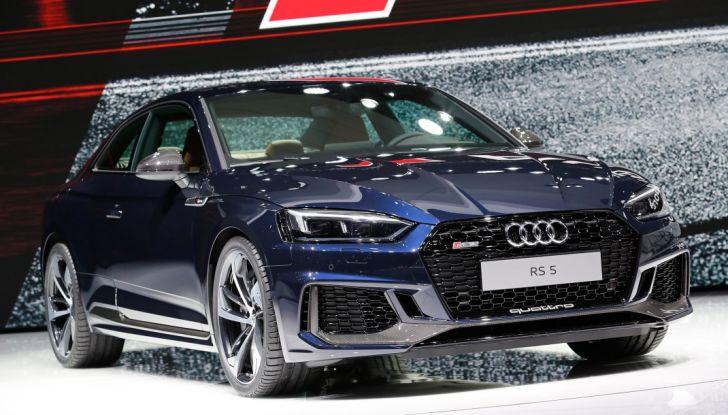 Audi RS5 Coupé: tagliata col bisturi - Foto 1 di 30