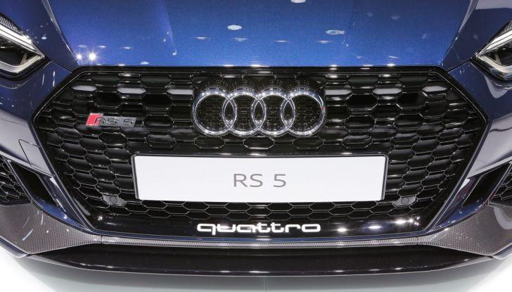 Audi RS5 Coupé: tagliata col bisturi - Foto 24 di 30