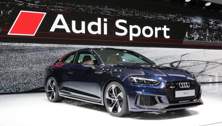 Audi RS5 Coupé: tagliata col bisturi - Foto 25 di 30