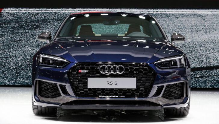 Audi RS5 Coupé: tagliata col bisturi - Foto 2 di 30