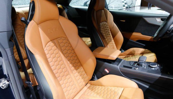 Audi RS5 Coupé: tagliata col bisturi - Foto 28 di 30