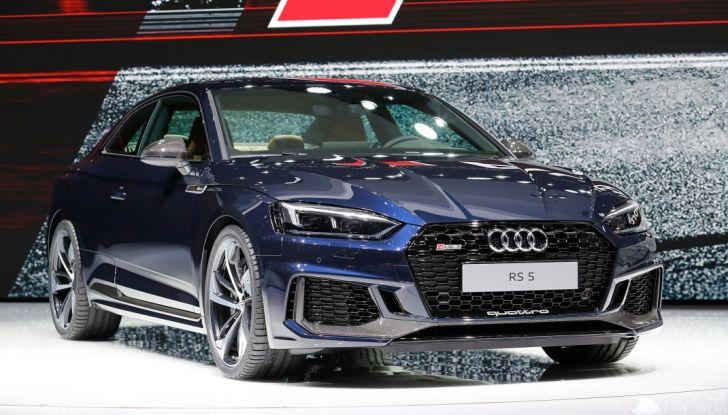 Audi RS5 Coupé: tagliata col bisturi - Foto 6 di 30