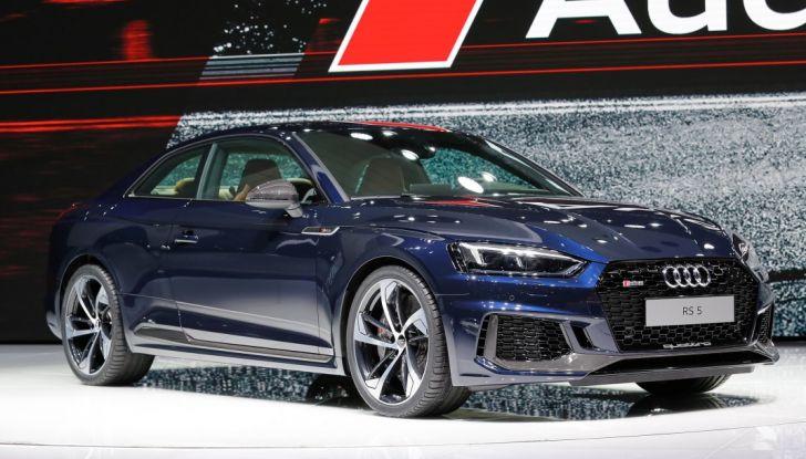 Audi RS5 Coupé: tagliata col bisturi - Foto 7 di 30