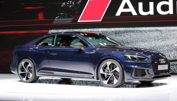 Audi RS5 Coupé: tagliata col bisturi - Foto 8 di 30