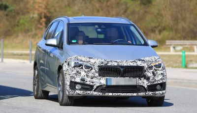 BMW Serie 2 Active Tourer 2018, la più venduta dell'Elica