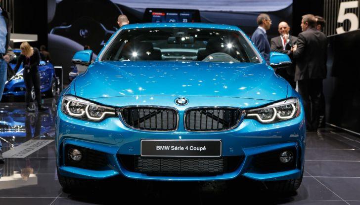 BMW Serie 4: le informazioni sulla gamma ed i prezzi - Foto 33 di 34