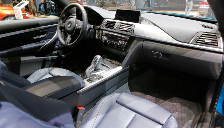 BMW Serie 4: le informazioni sulla gamma ed i prezzi - Foto 8 di 34