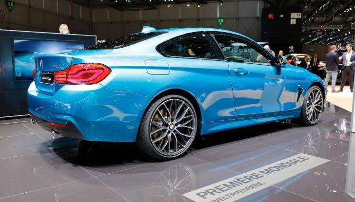 BMW Serie 4: le informazioni sulla gamma ed i prezzi - Foto 10 di 34