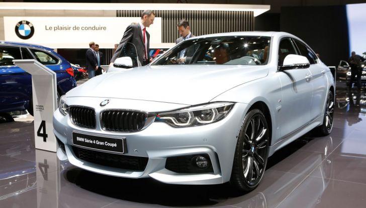 BMW Serie 4: le informazioni sulla gamma ed i prezzi - Foto 11 di 34