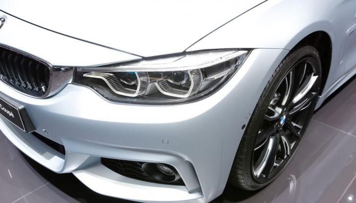 BMW Serie 4: le informazioni sulla gamma ed i prezzi - Foto 12 di 34